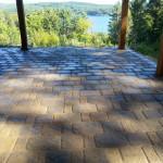 Meredith New Hampshire paver patios