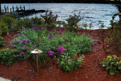 Lakefront Landscaping NH Landscaping at the waters edge, by Natures Elite Landscaping Waterfront landscaping New hampshire, Gilford,Meredith, Laconia, Alton, servicing all of Belknap County and beyond