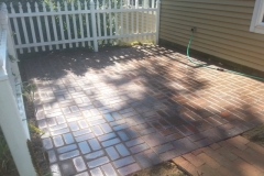 Belgard Pavers installed in South Down Shores Laconia, NH