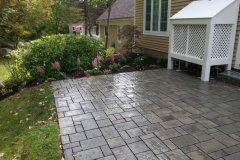 Permeable Paver Patio Installers New Hampshire