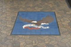 2Paver Logos Installed in New Hampshire
