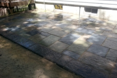 Techo-Block Pavers Installed in New Hampshire