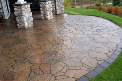 Belgard Pavers installed by Natures Elite Landscaping, this project was done in Meredith Bay, overlooking the town of Meredith, New Hampshire