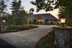 Lakefront Living with Natures Elite Landscaping