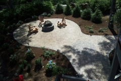 Belgard Paver Patios and fire Pits installed in New Hampshire, Meredith, Laconia, Gilford