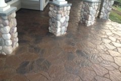 Belgard Pavers installed in Meredith Bay by Natures Elite Landscaping