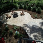 Paver Patios and fire pits installed in New Hampshires Lakes region and beyond, serving all of Belknap County