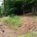 Retaining walls installed, Meredith New Hampshire, Allan Block retaining walls installed in New Hampshire