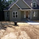 Landscape design and installation Meredith New Hampshire.